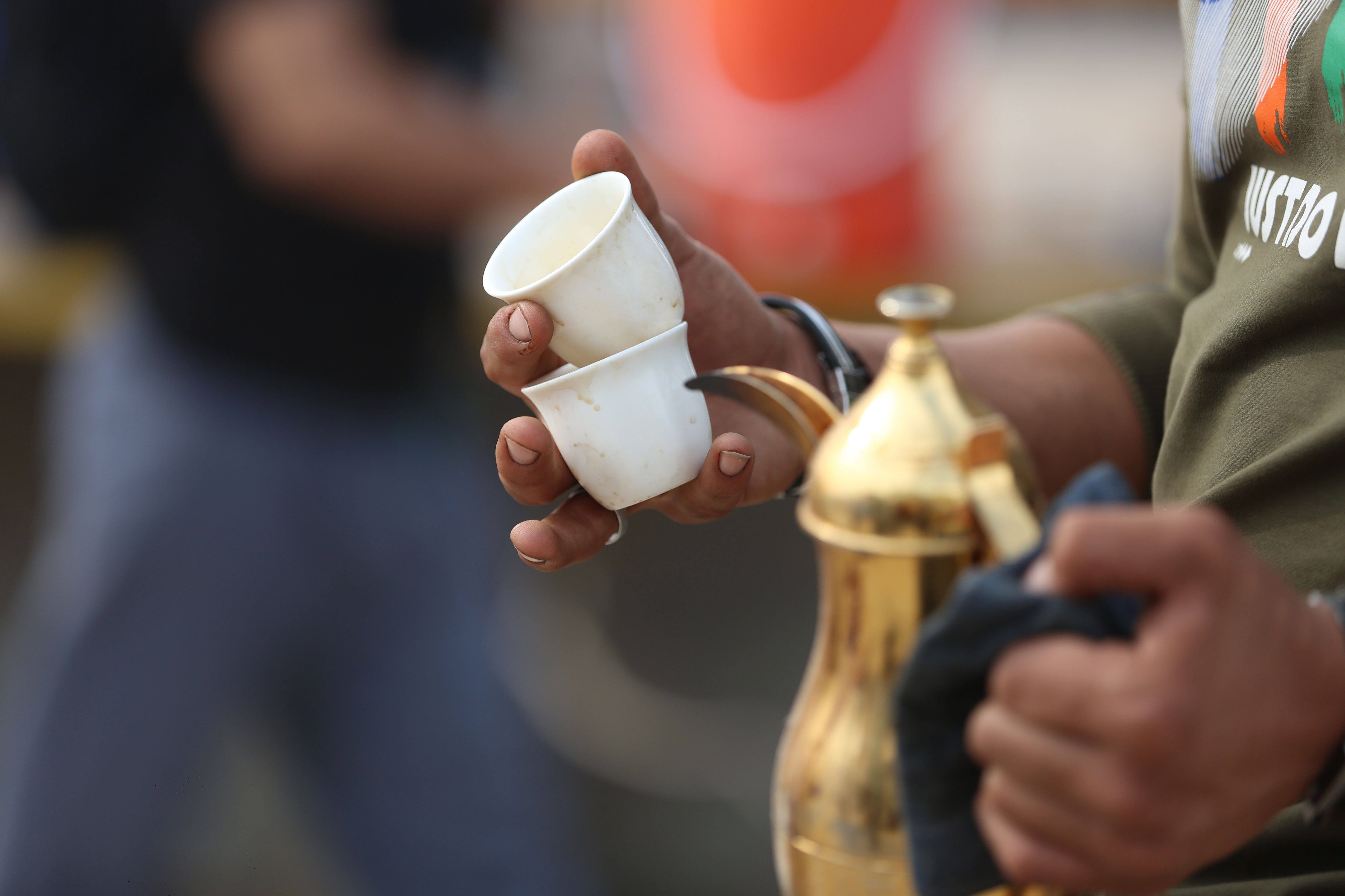 Arabian Coffee